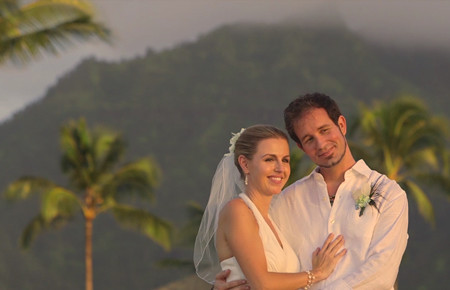 Kauai wedding videographers