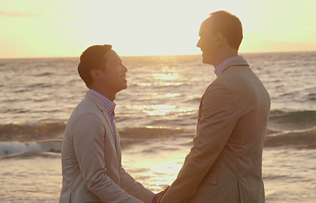 LGBT gay wedding videos maui hawaii